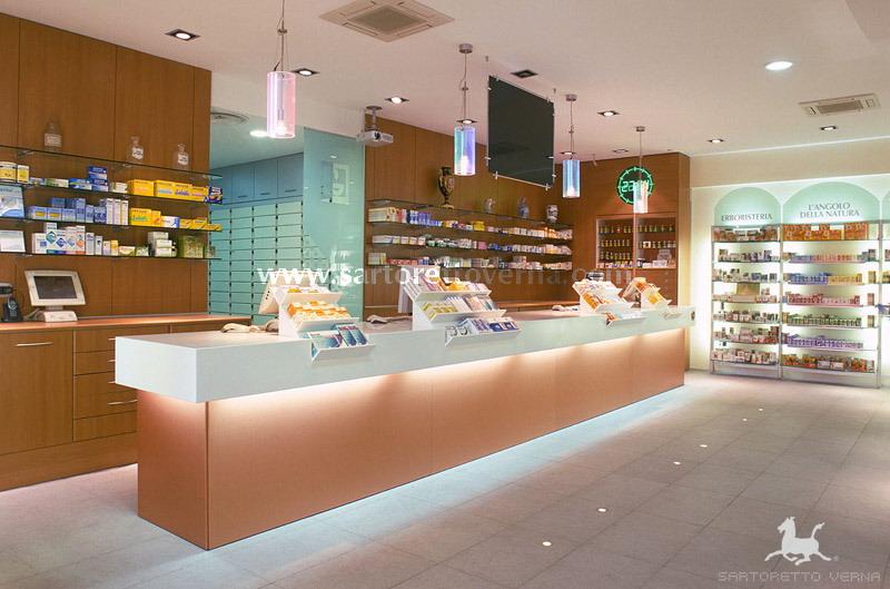 Pharmacie botanique bruselas mobiliario farmacia for Arredo store