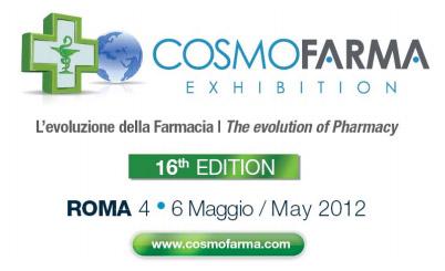 cosmofarma 2012 Presentes en Cosmofarma 04 – 06 Mayo 2012