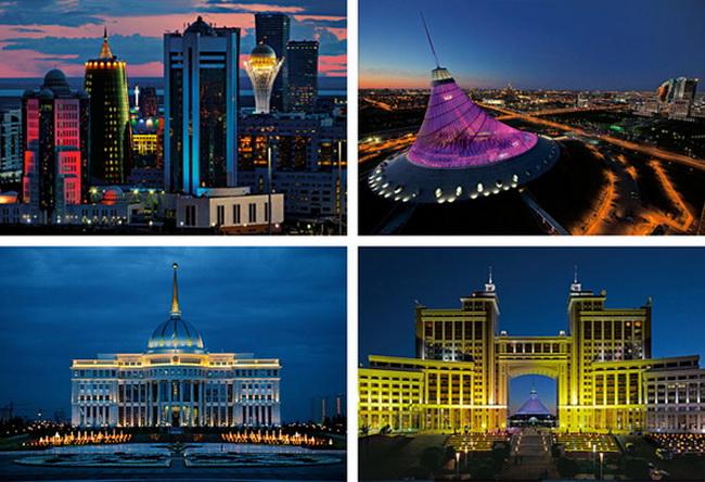 Astana Pharmacy design Bienvenido Kazajstán